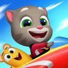 Talking Tom Sky Run