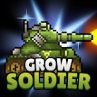 Grow Soldier - Idle Merge game
